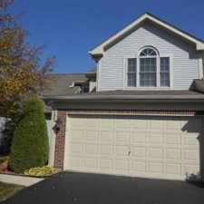 Rental info for Two Bedroom Townhome In Cobblers Crossing