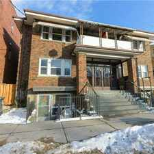 Rental info for 155 Jane Street #Main Level in the Lambton Baby Point area