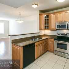 Rental info for 2700 Cherry Creek South Drive #219 in the Denver area
