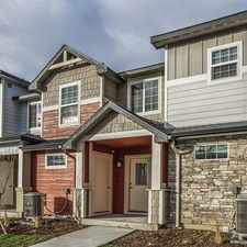 Rental info for Beautiful 2 Bedrooms. 2. 5 Bathrooms Town Home ... in the Boise City area