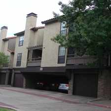 Rental info for 4800 Northway Drive #9B in the Dallas area