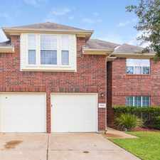 Rental info for 6006 Fergis Drive in the Houston area