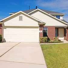 Rental info for 2611 Shearwater Bend Drive in the Houston area