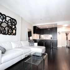 Rental info for 821 Cambie Street #810 in the Downtown area