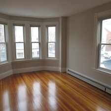 Rental info for Park Ave & Wallace St in the Boston area