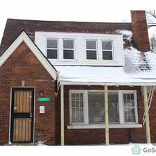Rental info for What are you waiting for? This is your new home! in the Detroit area