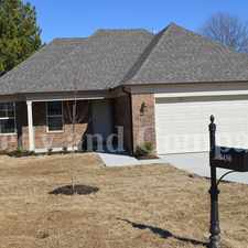 Rental info for Fantastic Brand New Home! in the Memphis area