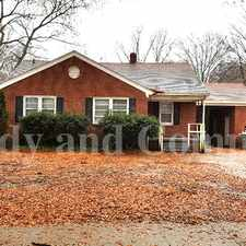 Rental info for Wonderful brick home! in the Memphis area