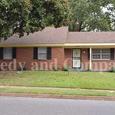Rental info for Delightful Home! in the Memphis area