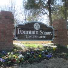 Rental info for Fantastic Germantown Condo! in the Memphis area