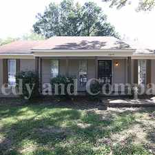 Rental info for Very pretty home, won't be around long! in the Memphis area