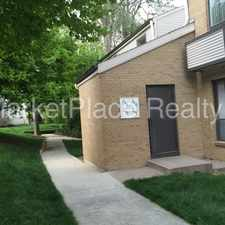 Rental info for 2 Bedroom Condo! OPEN HOUSE ON JAN 17,2018 FROM 3-4 PM!! in the Lakewood area