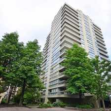 Rental info for 61 St. Clair Avenue West #1205 in the Yonge-St.Clair area