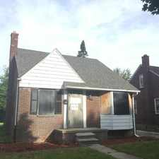 Rental info for ***BRAND NEW ON THE MARKET! 3 BEDROOM, 1 BATH BRICK BUNGALOW WITH FULL BASEMENT! Most Section 8 housing vouchers accepted! in the Detroit area