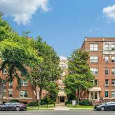 Rental info for 4115 Wisconsin in the Washington D.C. area