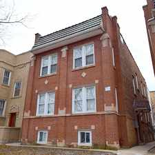 Rental info for 3821 North Sawyer Avenue #2 in the Chicago area