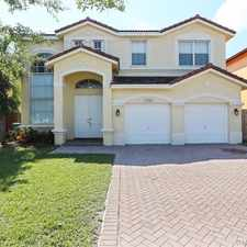 Rental info for 15382 SW 13th Ter
