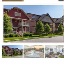 Rental info for Sublease 2018-2019 The Republic Raleigh in the Raleigh area