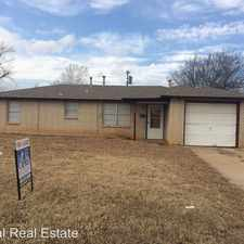 Rental info for 813 E. Steed Dr.