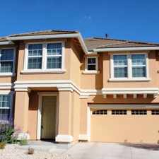 Rental info for GORGEOUS EXECUTIVE FAMILY HOME With TONS OF PERQS in the Reno area
