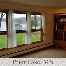 Rental info for Cute Lake Home For Rent Just South Of Prior Lak...
