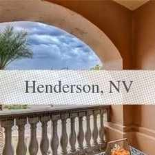 Rental info for Condo For Rent In Henderson. Will Consider! in the Henderson area