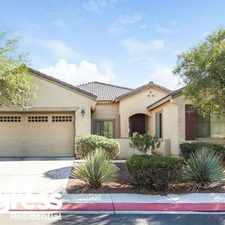 Rental info for North Las Vegas - Superb House Nearby Fine Dining in the Las Vegas area