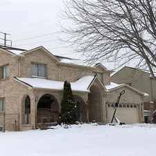 Rental info for 4 Bedrooms House - NEWER CONSTRUCTION HOME FOR ... in the Detroit area