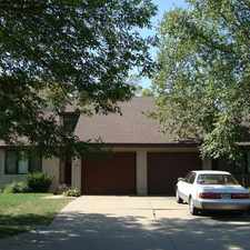 Rental info for Very Large House With Back Patio And Wooded Lot. in the Cedar Falls area