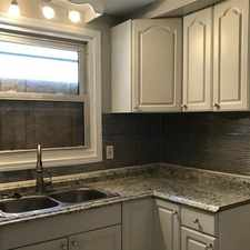 Rental info for THIS BEAUTIFUL HOME HAS BEEN TOTALLY REMODELED.... in the Detroit area