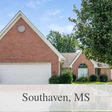 Rental info for This House Is A Must See! in the Southaven area