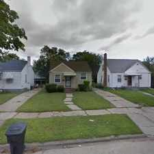 Rental info for Nice Family House For Rent! in the Detroit area