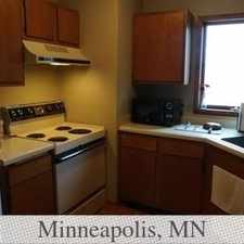 Rental info for Another Great Listing From Richard And. in the Minneapolis area