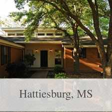 Rental info for Save Money With Your New Home - Hattiesburg in the Hattiesburg area