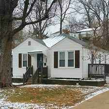 Rental info for Amazing 2 Bedroom, 1 Bath For Rent. Pet OK! in the St. Louis area