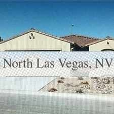 Rental info for House For Rent In North Las Vegas. in the North Las Vegas area