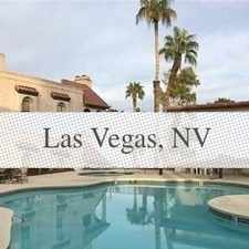 Rental info for Gorgeous Las Vegas, 2 Bedroom, 2 Bath in the Paradise area