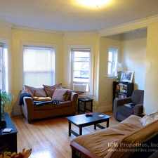 Rental info for 4857 North Paulina St. Apt. in the Chicago area