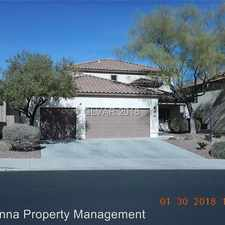 Rental info for 232 Dominican Ave in the Henderson area