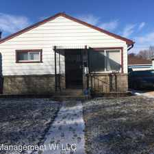 Rental info for 5325 N 62nd St in the Silver Spring area
