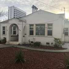 Rental info for 715 North Second Street in the San Jose area