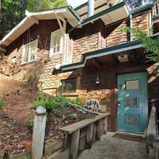 Rental info for 24 Canyon Rd.