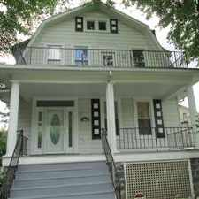 Rental info for Great Area !! Huge Newly Rehabbed home Single Family with 3 Full Baths, Large kitchen, Backyard, New Appliances, 2 Decks, Garage, Large Porch Front, New Carpet and Hardwoods. Contact Melissa @ Tenant Solutions 410-207-0617 in the West Forest Park area