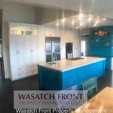 Rental info for 8262 S Top Of The World Dr