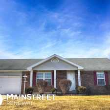 Rental info for Renovated To Impress! in the Wentzville area