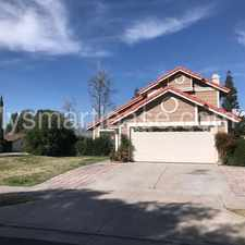 Rental info for Open, Warm & Welcoming 4bd 3ba in Beautiful Redlands