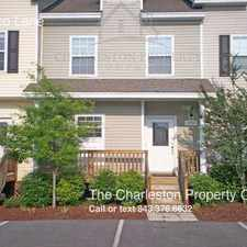 Rental info for 4777 Arco Lane in the North Charleston area
