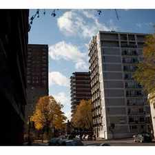 Rental info for 105 rue Milton