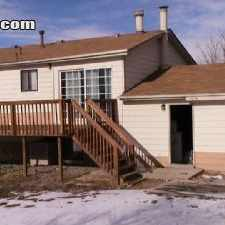 Rental info for Four Bedroom In Aurora in the Aurora Knolls - Hutchinson Heights area