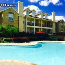 Rental info for One Bedroom In Collin County in the Plano area